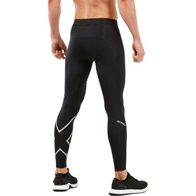 2XU Run Compression Tights Men black/silver reflective